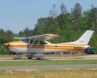 N4789N @ 5NC3 - Departing runway 31 - by John W. Thomas