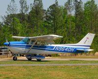 N9640H @ 5NC3 - Departing runway 31 - by John W. Thomas
