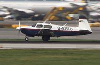 D-EMTD @ LOWW - Mooney M-20J 201c/n24-3279 - by Delta Kilo