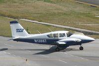 N13987 @ TNCM - taxing runway 10 - by daniel jef