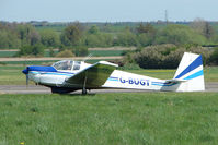 G-BUGT @ EGBN - Slingsby T61F at Tollerton