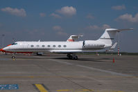 OE-ISS @ LHBP - Jet Alliance Gulfstream 5