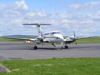 D-MAMD - Beech B200 Super King Air at Riems Prenay - by John Pidcock