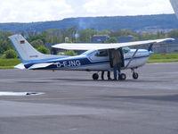 D-EJNG - Cessna R182 Skylane RGII at Riems Prenay - by John Pidcock