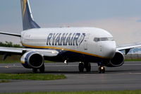 EI-DAN @ EGGP - Ryanair - by Chris Hall