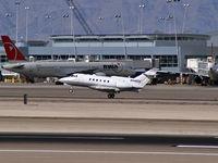 N945CE @ KLAS - Eagle Jet LLC - Waterford, Michigan / 1981 Hawker Siddeley HS.125 700A / My 5800th Upload