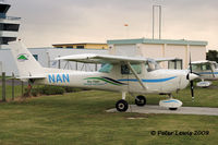 ZK-NAN @ NZTG - Bay Flight International Ltd., Mt Maunganui - by Peter Lewis