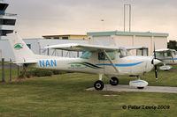 ZK-NAN @ NZTG - Bay Flight International Ltd., Mt Maunganui - by Peter Lewis