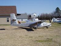 N8001J @ 7NC1 - At Stag Air Park, NC - by J. Brehm