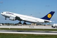 D-AIAL @ LMML - Lufthansa - by frankiezahra