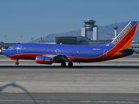 N642WN @ KLAS - Southwest Airlines / 1997 Boeing 737-3H4
