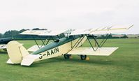 G-AAIN - Parnall Elf II of the Shuttleworth Collection at the 1998 Shuttleworth Pageant
