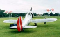 G-AMRK - Gloster Gladiator of the Shuttleworth Collection at the 1998 Shuttleworth Pageant