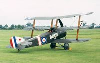 G-BOCK - Sopwith Triplane Replica of the Shuttleworth Collection at the 1998 Shuttleworth Pageant