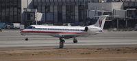 N841AE @ KLAX - Departing LAX on 25R