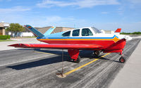 N1204Z @ KCRS - Beechcraft N35 Bonanza on the ramp at KCRS - by TorchBCT