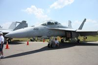 165801 @ LAL - F/A-18F Super Hornet