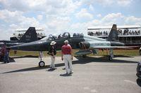 67-14850 @ LAL - T-38A Talon - by Florida Metal