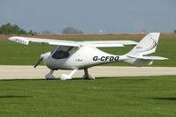 G-CFDO @ EGBK - Sports Aircraft At Sywell in May 2009