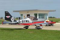 G-SYWL @ EGBK - Aero AT-3 At Sywell in May 2009