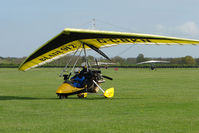 G-CBKN @ EGBK - Microlight At Sywell in May 2009