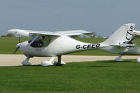 G-CEEO @ EGBK - Flight Design CTsw At Sywell in May 2009 - by Terry Fletcher