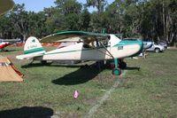 C-GPUJ @ LAL - Cessna 170