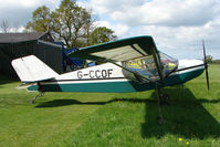 G-CCOF - Rans S6-ESA at Stoke Golding Fly-In
