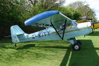 G-KITY - Denney Kitfox at Stoke Golding Fly-IN