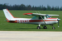 G-BNME @ EGBK - Cessna 152 At Sywell in May 2009