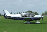 G-MAGZ @ EGBK - Robin DR400/500 At Sywell in May 2009