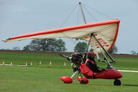 G-MVGG @ EGBK - Microlight At Sywell in May 2009