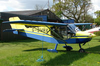 G-BWHK - Rans S6-116 at Stoke Golding Fly-In