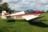 G-ARRE - Jodel DR1050 at Stoke Golding Fly-In