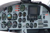 G-SRUM @ EGBK - Flight Controls of an Aero AT-3