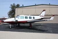 N108AC @ KRFD - Piper PA-31-325 - by Mark Pasqualino