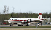 C-GIBS @ CYZH - Slave Lake Air Tanker Base - by William Heather