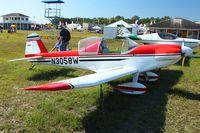 N3058W @ LAL - Sun N Fun 2009 - Lakeland, Florida - by Bob Simmermon