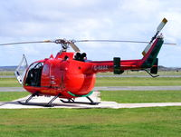 G-NAAA @ EGCK - North Wales Air Ambulance operated by Bond Air Services. Previous ID: G-BUTN - by Chris Hall
