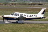 G-BTFO @ EGCK - P F A fly-in at Caernarfon - by Chris Hall