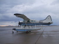 N5CC @ CYYR - Parked at Woodward Aviation FBO Goose Airport NL. May4/9