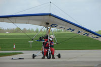 G-MYEJ @ EGBK - at Sywell in May 2009
