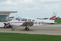 G-BTRS @ EGBK - Piper PA-28-161 at Sywell in May 2009