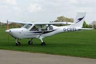 G-CDTL @ EGBK - Jabiru J400 at Sywell in May 2009