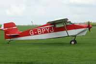 G-BPYJ @ EGBK - Wittman Tailwind at Sywell in May 2009