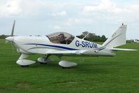 G-SRUM @ EGBK - Polish Built Aero AT-3 R100 at Sywell in May 2009