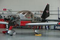 G-SYEL @ EGBK - Polish Built Aero AT-3 R100 at Sywell in May 2009