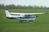 G-BHDZ @ EGBK - Cessna F172N at Sywell in May 2009