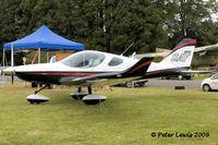 ZK-SAY @ NZAR - Aerosport Aviation Ltd., Cambridge - by Peter Lewis