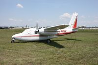 N30U @ LAL - Aero Commander 560A